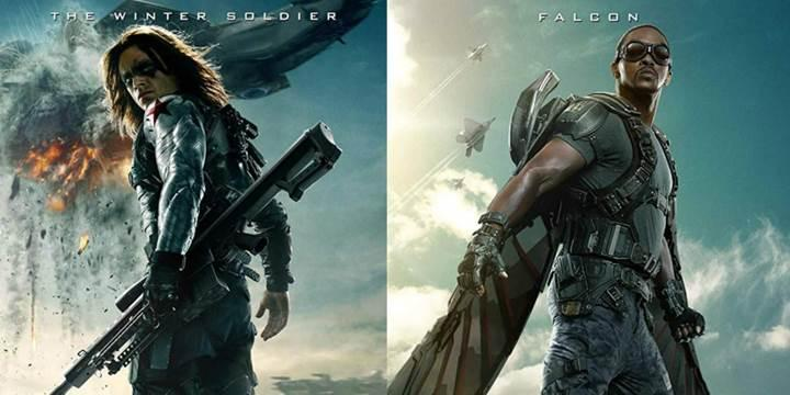 Falcon ve Winter Soldier aynı dizide buluşuyor