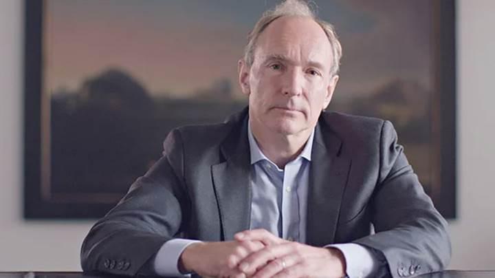Web'in babası Tim Berners-Lee: