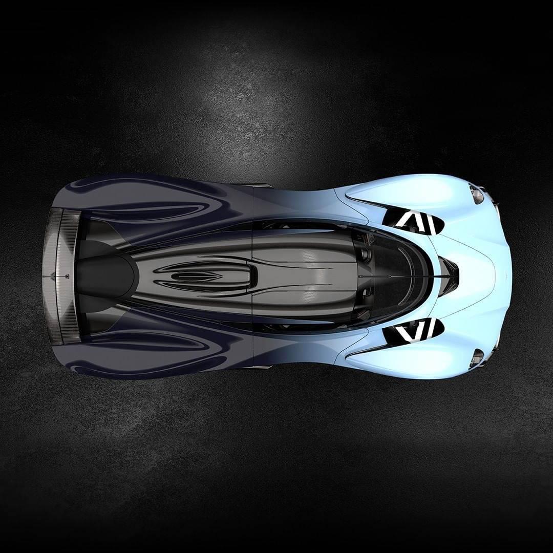 Aston Martin hiper otomobilinin fotoğraflarını yayınladı: Karşınızda Valkyrie