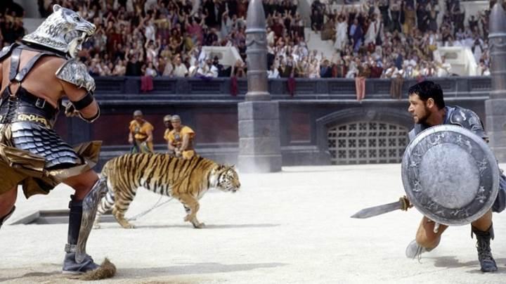 Gladiator'ın devam filmi için hazırlıklara başlandı