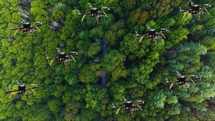 MIT, arama kurtarma çalışmalarında kulanılabilecek Drone geliştiriyor