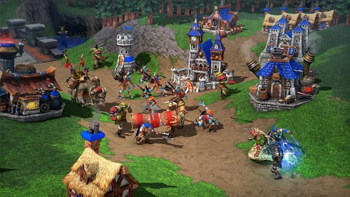 Warcraft 3 geri dönüyor