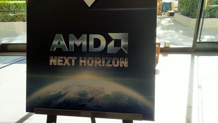 AMD Next Horizon etkinliği yarın yapılacak