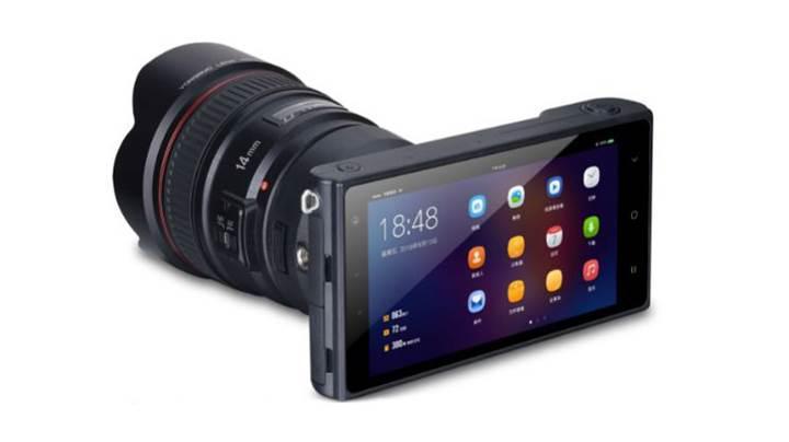 Android işletim sistemli aynasız kamera Yongnuo YN450 duyuruldu