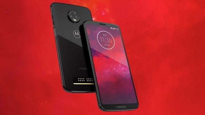 Motorola'nın kablosuz şarj cihazı ortaya çıktı