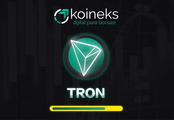 Koineks borsası Tronix işlemlerine başlıyor
