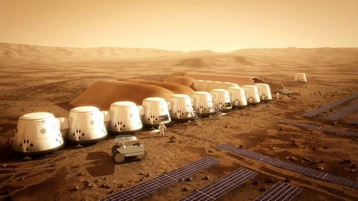Çin, Mars'ta ilk keşif görevine 2020'de başlayacak