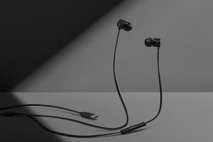 Kablolu OnePlus Bullets 2T Type-C kulaklıklar duyuruldu