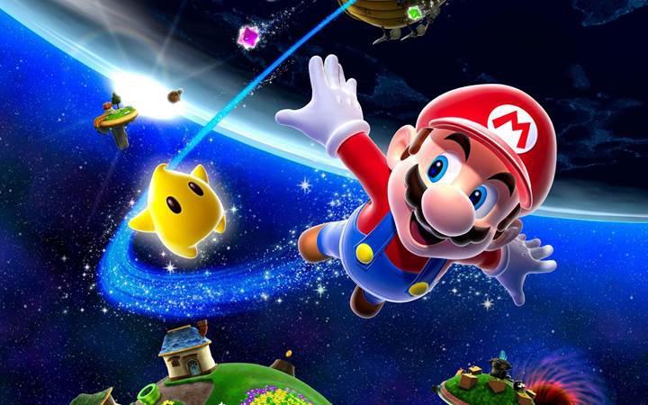 Super Mario'nun animasyon filmi yolda