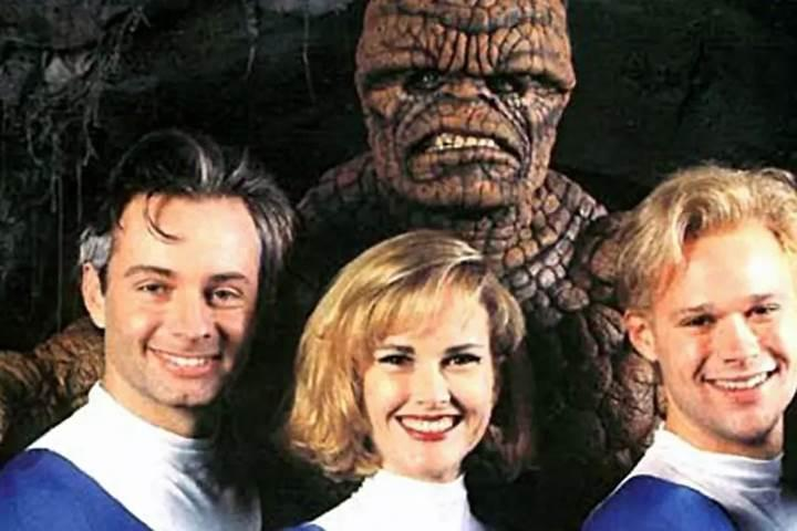 Marvel'in 1994'te çektiği ve yayınlamadığı Fantastik Dörtlü filmi Youtube'a yüklendi