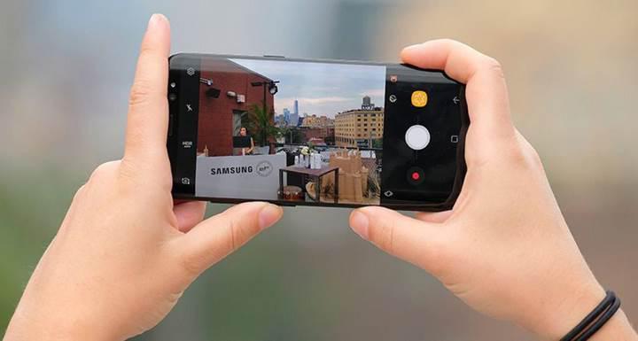 Galaxy S10, fotoğraf çekimi için yardımcı bir yapay zeka işlemcisi ile gelebilir