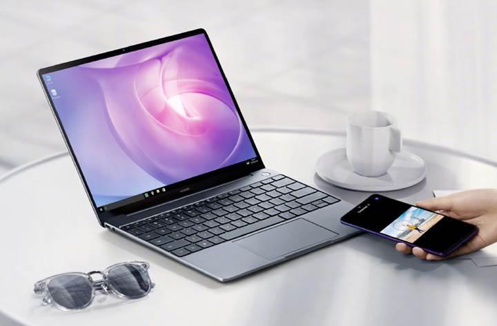 Huawei MateBook 13 tanıtıldı