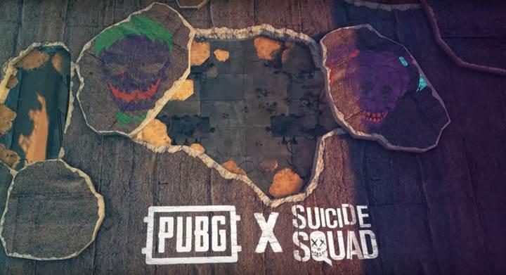 Joker ve Harley Quinn karakterleri PUBG oyununa geliyor