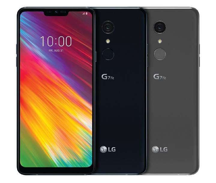 Ağustos'ta duyurulan LG G7 Fit sonunda satışa sunuluyor
