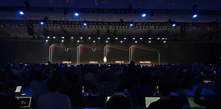 Samsung resmen çentik tasarımına geçti
