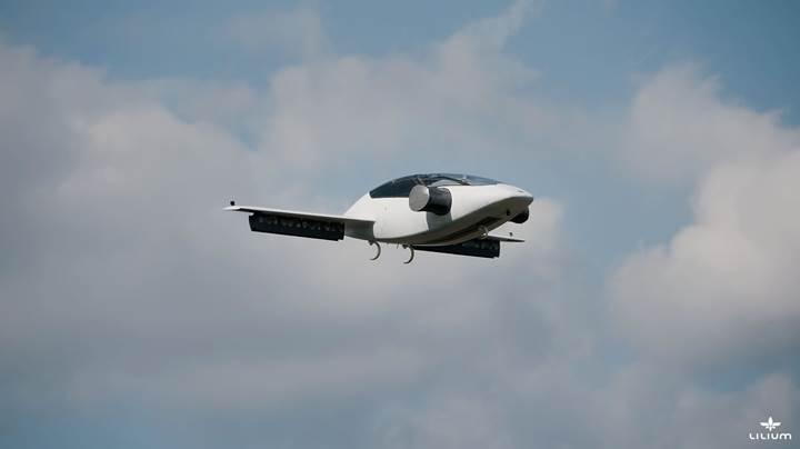 Uçan taksi üreticisi Lilium, eski Audi ve Airbus yöneticilerini işe aldı