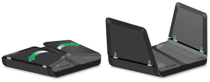 WiFi 6 destekli Netgear Nighthawk AX8 yönlendirici tanıtıldı