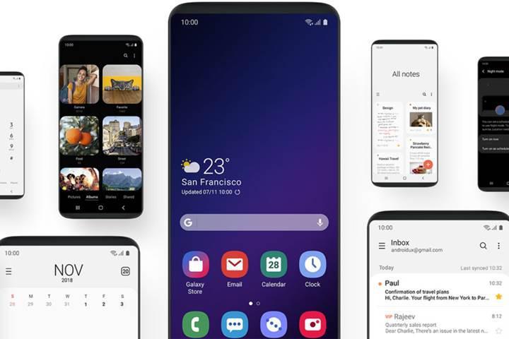 Daha fazla telefon Samsung One UI güncellemesini alacak