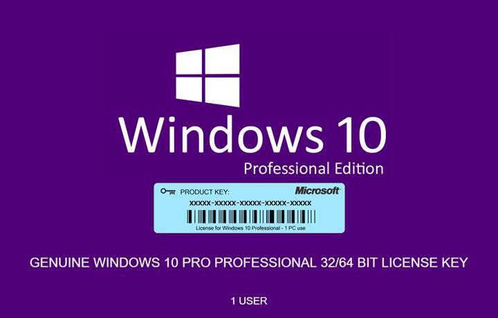 Yeni bir hata Windows 10 Pro lisanslarını geçersiz yapıyor