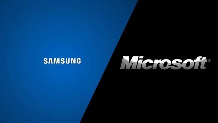 Samsung, akıllı telefonlarında Microsoft teknolojilerine daha çok yer verecek