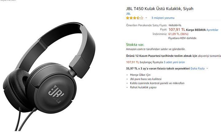 Amazon Türkiye'den satın alabileceğiniz uygun fiyatlı 10 ürün
