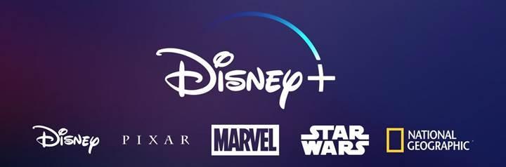 Disney yeni dijital platformu Disney+'ı tanıttı