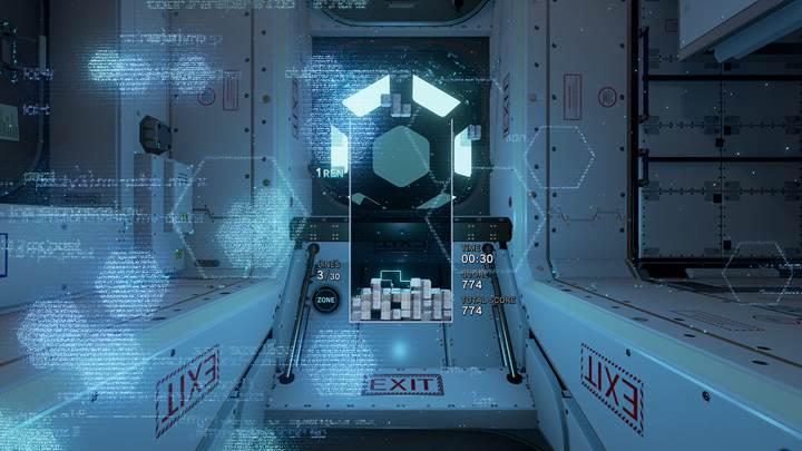 VR uyumlu Tetris Effect oyunu PS4 için satışa sunuldu