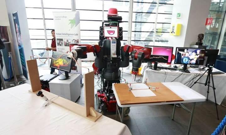 Robot DE NIRO hasta insanlara yardım edecek