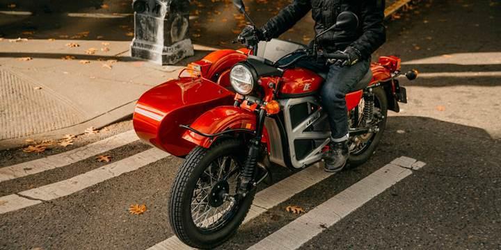 Rus üretici Ural, 165 km menzilli elektrikli motosikletini tanıttı