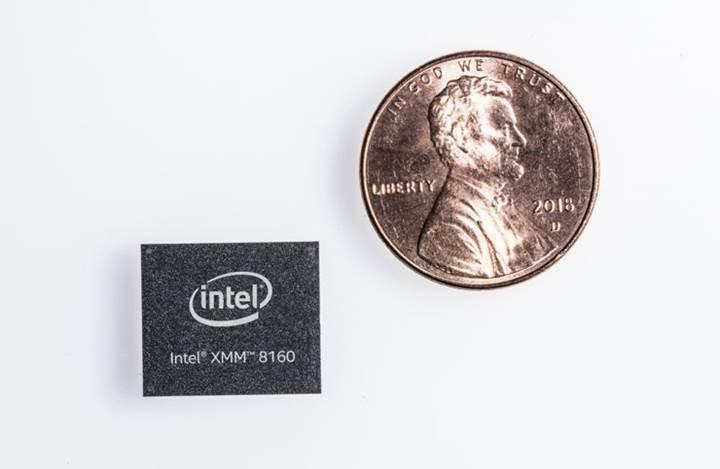 Intel 5G modem planlarını hızlandırıyor