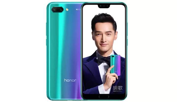 Honor 10 Lite haftaya tanıtılıyor