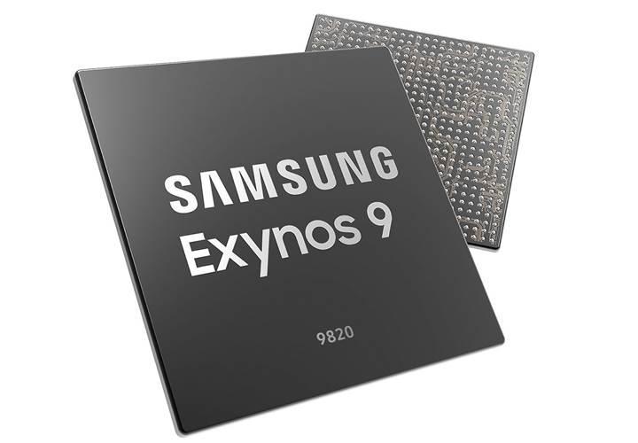 Özel yapay zekâ birimine sahip Exynos 9820 yonga seti duyuruldu
