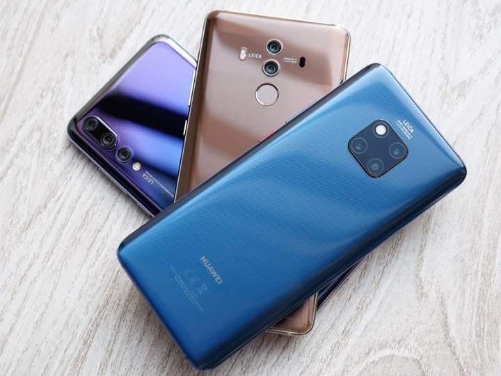 Huawei, 10x optik yakınlaştırma yapabilen dört arka kameralı telefon çıkaracak