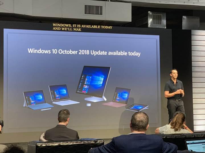 Microsoft sonunda Windows 10 Ekim 2018 Güncellemesi'ni yeniden yayınladı