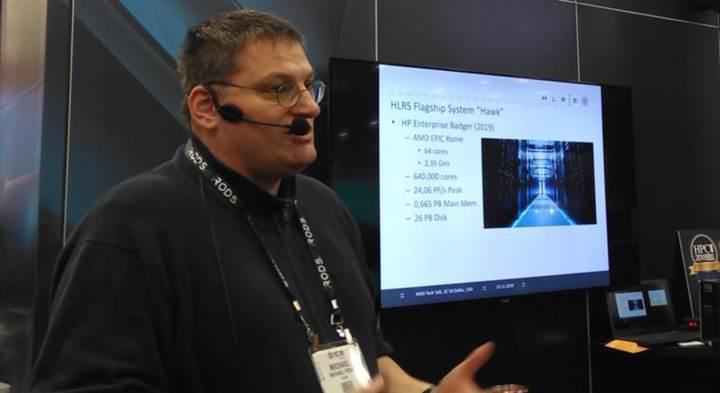AMD EPYC ROME işlemcileri 2.35GHz üzerine çıkabiliyor