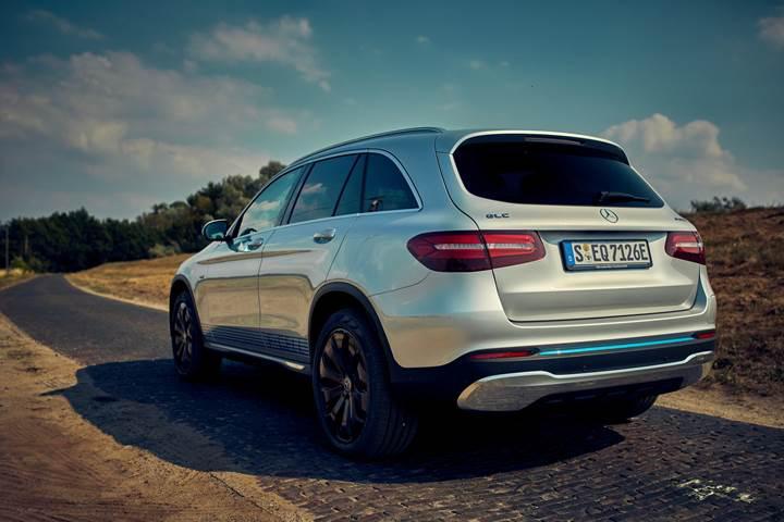 Mercedes'in hidrojen ve elektriği bir araya getiren otomobili: GLC F-Cell