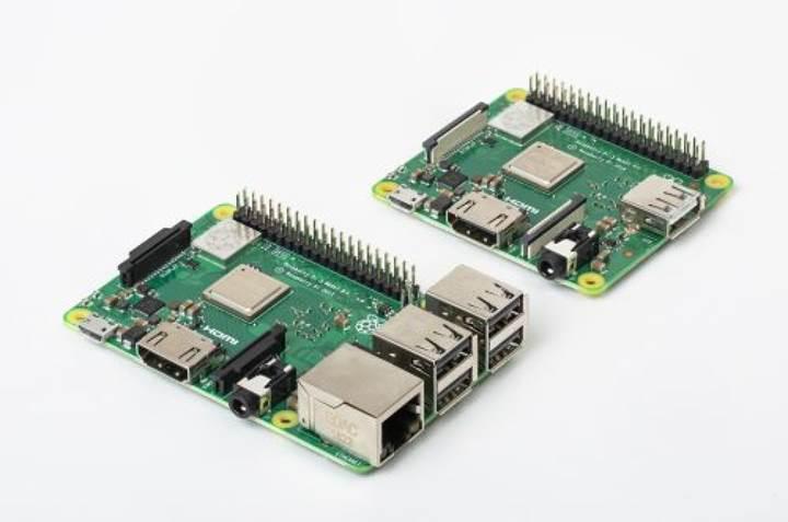 Raspberry Pi 3 Model A+ tanıtıldı: Daha küçük ve daha ucuz