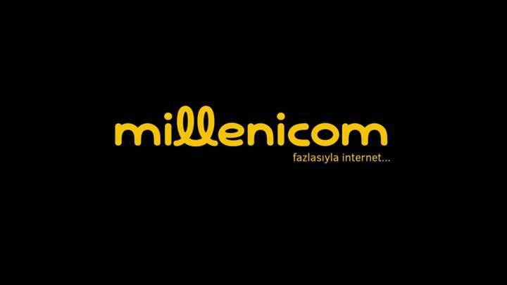 Millenicom'un online işlemleri artık mobil uygulama ile cepte