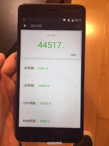 Nokia 6'nın performans testi sonuçları pek iç açıcı değil