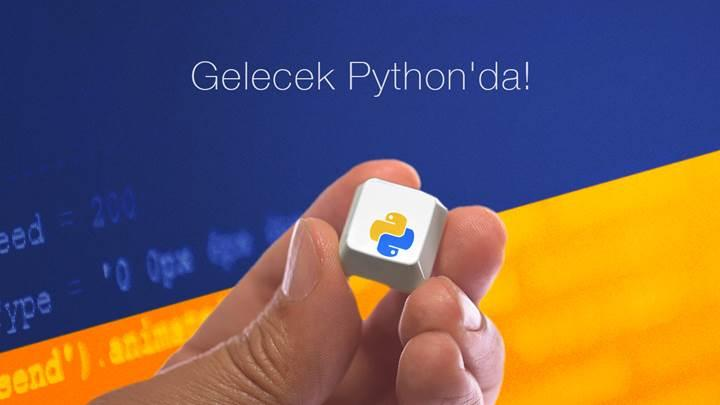 Sıfırdan ileri seviyeye Python programlama dili kursu sadece 24,99 TL