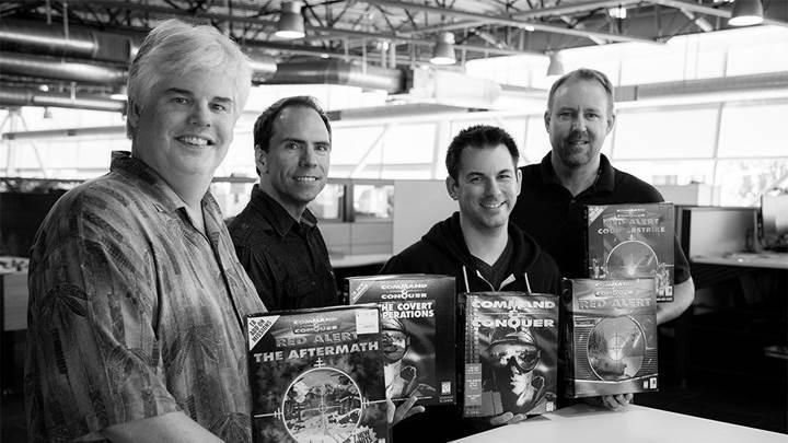 Command & Conquer efsanesi geri dönüyor