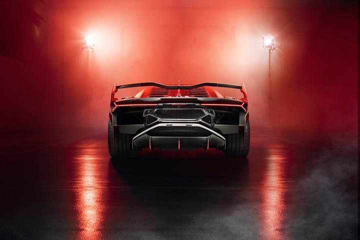 Dünyada yalnızca 1 tane bulunacak yeni Lamborghini SC18 ile tanışın