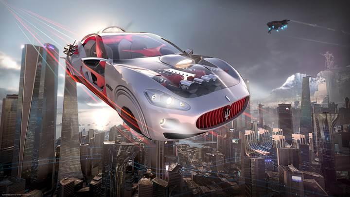 Japonya 2019 yılında uçan araba prototipi üretecek