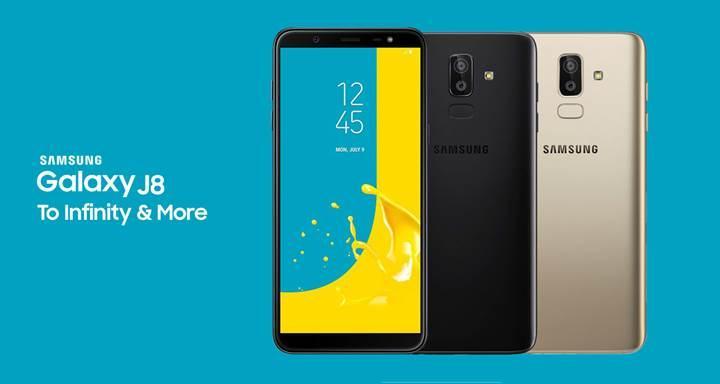 Samsung ön kamerayı ortam ışığı sensörüne çevirdi
