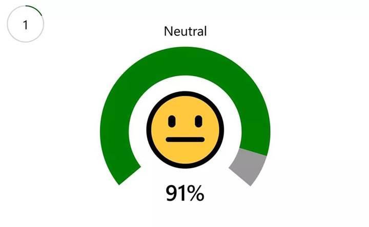Microsoft, emojileri ne kadar iyi taklit edebildiğinizi ölçen uygulama yayınladı