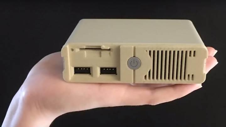 Bu da DOS oyun konsolu