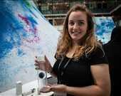 """Global Grad Show'un kazananı olan ve susuz temizlik ürünlerini kapsayan """"Twenty"""" projesi."""