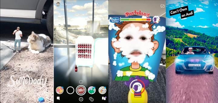 Snapchat, yeni AR Lens programını duyurdu