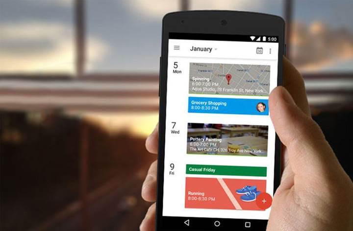 Google, Takvim uygulamasındaki SMS bildirimlerini kaldırıyor