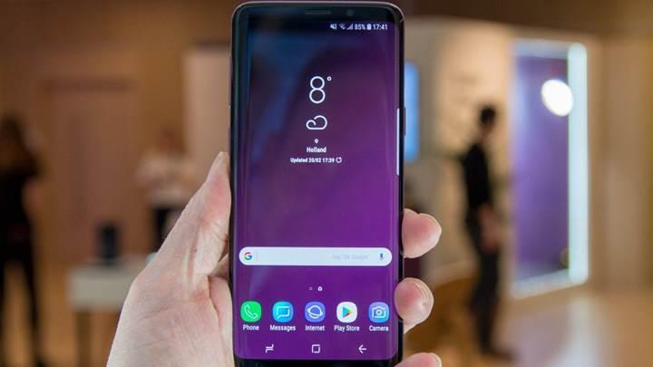 Samsung Galaxy S10'un renk seçenekleri sızdı